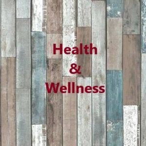 Health & Wellness items ... check them out!